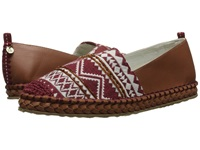 The Sak Echo Aztec Red Multi Women's Flat Shoes