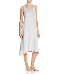Dkny Intimates Pima Collection Chemise 100 Bloomingdale's Exclusive Light Gray Heather