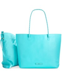 Tommy Hilfiger Bag In Bag Sport Training Plus Large Tote Scuba Blue