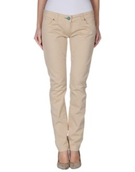 One Seven Two Casual Pants Sand