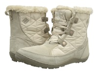 Columbia Minx Shorty Omni Heat Fawn Pebble Women's Hiking Boots White