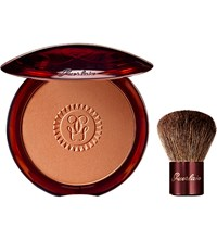 Guerlain Terracotta Bronzer And Mini Kabuki Brush Set