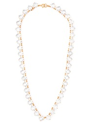 Ca And Lou 'Debutante' Necklace Metallic
