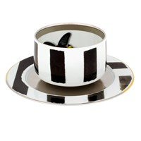 Christian Lacroix Sol Y Sombra Teacup And Saucer