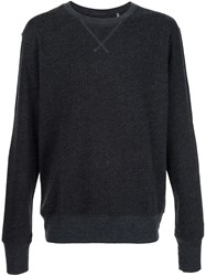 Atm Anthony Thomas Melillo French Terry Sweatshirt Grey