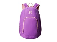 Puerto Rico One And Only Backpack Purple Crush Hurley Backpack Bags