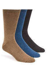 Men's Sperry 'Soft Extreme' Crew Socks Assorted 3 Pack