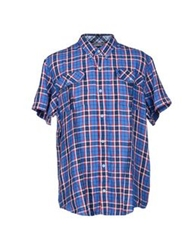 Timberland Shirts Blue