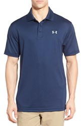 Men's Under Armour 'Performance 2.0' Sweat Wicking Stretch Polo Academy