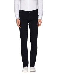 Daniele Alessandrini Trousers Casual Trousers Men Dark Blue