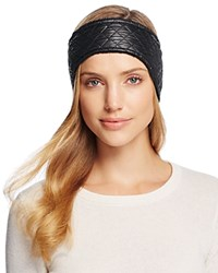 Ugg Quilted Headband Black