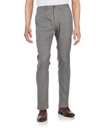 Brooks Brothers Twill Chino Pants Grey