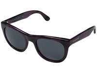 Burberry 0Be4195 Violet Horn Grey Fashion Sunglasses Black