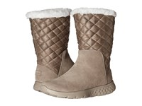 Skechers On The Go 400 Gleam Taupe Women's Boots