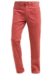 7 For All Mankind Chinos Coral Light Red