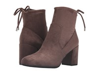Franco Sarto Pisces Taupe Stretch Suede Women's Shoes