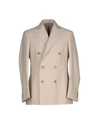 Cantarelli Suits And Jackets Blazers Men Light Grey