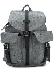 Herschel Supply Co. Single Strap Small Backpack Grey