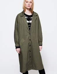 Stelen Malmo Trench Olive