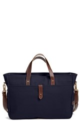 Men's United By Blue 'Hawthorn' Organic Cotton Laptop Bag Blue Navy