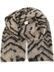 By Malene Birger 'Minoah' Scarf Nude And Neutrals