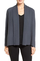 Nordstrom Women's Collection Cashmere Texture Knit Cardigan