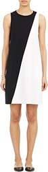 Lisa Perry Colorblock Shift Dress Multi