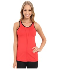 Lole Viola Top Ruby Women's Sleeveless Red