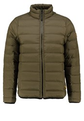 Timberland Bear Head Down Jacket Olive