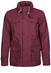 Killtec Geo Kien Light Jacket Burgund Bordeaux
