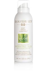 Hampton Sun Hydrating Aloe Continuous Mist 5Oz