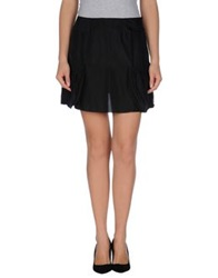 Prada Sport Mini Skirts Black
