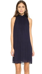 Alice Olivia Rhiannon Dress Navy