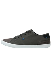 Boxfresh Mitcham Trainers Charcoal Blue Dark Brown