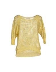 Ekle' Sweaters Yellow