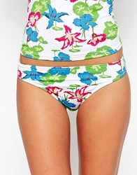 Huit Bikini Brief Papayemulti
