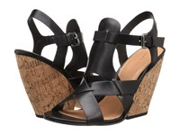 Volatile Clarice Black Women's Wedge Shoes