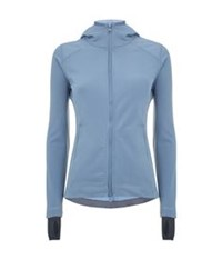 Adidas By Stella Mccartney Performance Essentials Fleece Blue