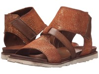 Miz Mooz Tamsyn Copper Women's Sandals Bronze