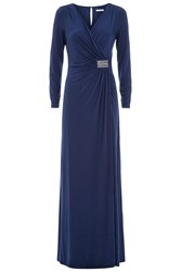 Fenn Wright Manson Jasmine Dress Navy