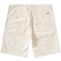 Norse Projects Aros Light Twill Short Neutrals