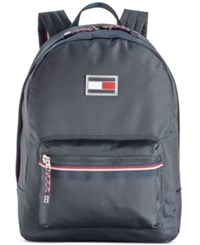 Tommy Hilfiger Ripstop Nylon Backpack Navy
