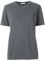 Tomas Maier Knitted T Shirt Grey