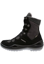 Lowa Calceta Gtx Winter Boots Schwarz Grau Black