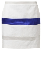 Axara Paris Axara Aline Skirt White
