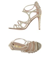 Bibi Lou Footwear Sandals Women Platinum