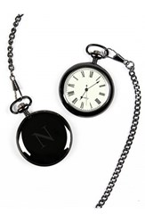 Cathy's Concepts Personalized Pocket Watch N