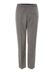 Howick Berkely End On End Suit Trousers Grey