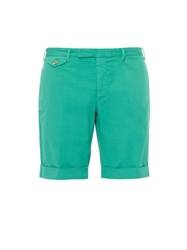 Incotex Stretch Cotton Poplin Shorts