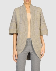 Rachel Roy Cardigans Dove Grey